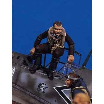 Figurine - Kit à peindre Ace allemand I  Adolf Galland  - SW-01