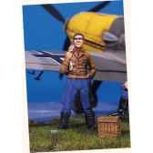 figurine kit a peindre ace allemand ii marseille sw 02