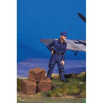 Figurine - Kit à peindre Pilote allemand au repos II - SW-06