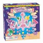 mosaiques autocollantes chandelier feerique a decorer sticky mosaics the orb factory orb64464