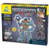 mosaiques autocollantes robots sticky mosaics the orb factory orb64037
