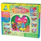 mosaiques autocollantes coccinelles et compagnie sticky mosaics the orb factory orb63757