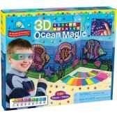 mosaiques autocollantes 3d ocean magique sticky mosaics the orb factory orb62835