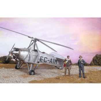 Figurine - Kit à peindre Autogire La Cierva C19MK 4P - SW-11