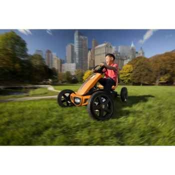 Kart à pédales berg rally orange Berg Toys -24.40.00