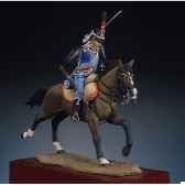 figurine kit a peindre hussard 1 s7 f12