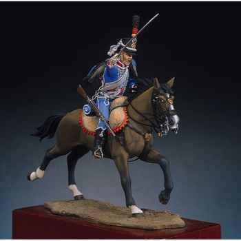 Figurine - Kit à peindre Hussard 1 - S7-F12