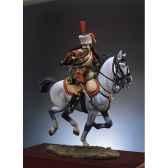 figurine kit a peindre trompette hussards s7 f14