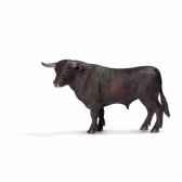 taureau noir schleich 13722