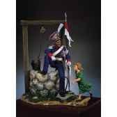 figurine kit a peindre lancier polonais s7 f16