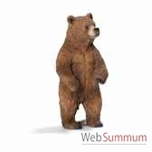 ourse grizzly schleich 14686