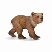 jeune ours grizzly schleich 14687