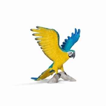 Ara à collier jaune schleich -14690