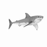 requin blanc schleich 14700