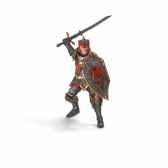 chevalier ritter dragon a chevaavec epee schleich 70103