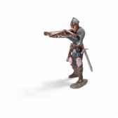 chevalier ritter dragon avec arbalete schleich 70104
