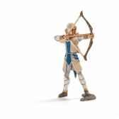 chevalier ritter griffon avec arc schleich 70111