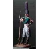 figurine kit a peindre fantassin russe en 1805 s7 f30