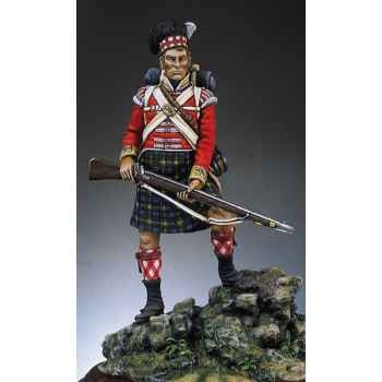 Figurine - Kit à peindre 92e  Gordon  Highlanders en 1815 - S7-F4