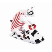 vache cow parade jet cow ski pm46586