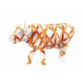 vache cow parade vaca con cinta mmr47857