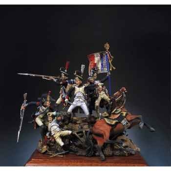 Figurine - Kit à peindre Waterloo en 1815 - S7-S01