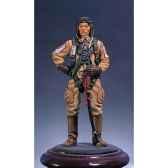figurine kit a peindre kamikaze ocean pacifique en 1944 s5 f11