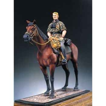 Figurine - Kit à peindre Sergent à cheval - S5-F12
