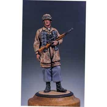 Figurine - Kit à peindre Parachutiste allemand en 1944 - S5-F13