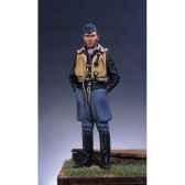 figurine kit a peindre pilote de la luftwaffe w molders en 1941 s5 f14
