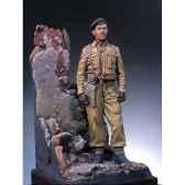 figurine kit a peindre officier de marine britannique en 1943 s5 f15