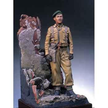 Figurine - Kit à peindre Officier de marine britannique en 1943 - S5-F15