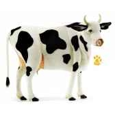 vache noire et blanche anima 6018