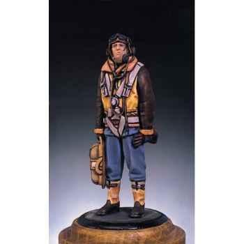 Figurine - Kit à peindre Mitrailleur de la RAF en 1943 - S5-F21