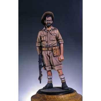 Figurine - Kit à peindre Chindit de l'armée britannique en 1943 - S5-F22