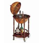 zoffoli bar globe on wheels art40 3