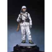 figurine kit a peindre fantassin allemand front occidentaen hiver 1945 s5 f31
