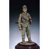 figurine kit a peindre fantassin allemand afrique en 1942 s5 f32