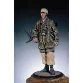 figurine kit a peindre parachutiste allemand italie en 1943 s5 f33