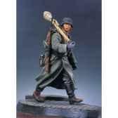 figurine kit a peindre fantassin allemand en 1945 s5 f37
