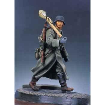 Figurine - Kit à peindre Fantassin allemand en 1945 - S5-F37