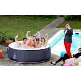 spa jacuzzi gonflable 6 places spark spark04