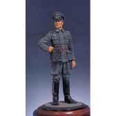 figurine kit a peindre officier allemand debout s5 f3