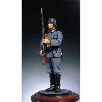 Figurine - Kit à peindre Soldat allemand en 1941 - S5-F41