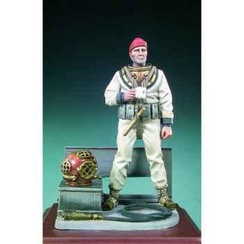 Figurine - Kit à peindre Plongeur de l'armée nord-américaine en 1942 - S5-F44