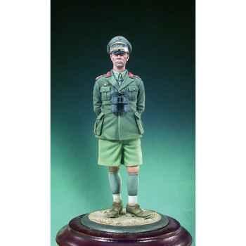 Figurine - Kit à peindre Rommel  en août 1942 - S5-F45