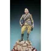 figurine kit a peindre fantassin russe en 1945 s5 f46