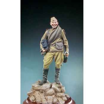 Figurine - Kit à peindre Fantassin russe en 1945 - S5-F46