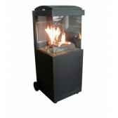 nexus one outdoor gas fire place patton 57gfp001