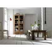 vitrine d interieur collection greenface nova solo ca558